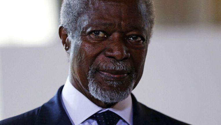 Kofi Annan Beeld anp