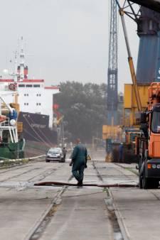 Meer Volvo's per spoor naar de klant en dat is goed voor het milieu