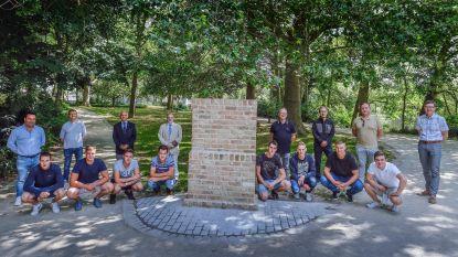 Ieper eert slachtoffers WO II: nieuw monument op de vestingen met hulp van VTI Ieper