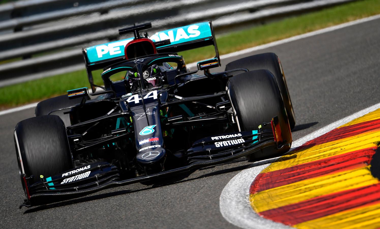 Quatrième victoire à Spa pour Lewis Hamilton qui a dominé le Grand Prix de Belgique de bout en bout.