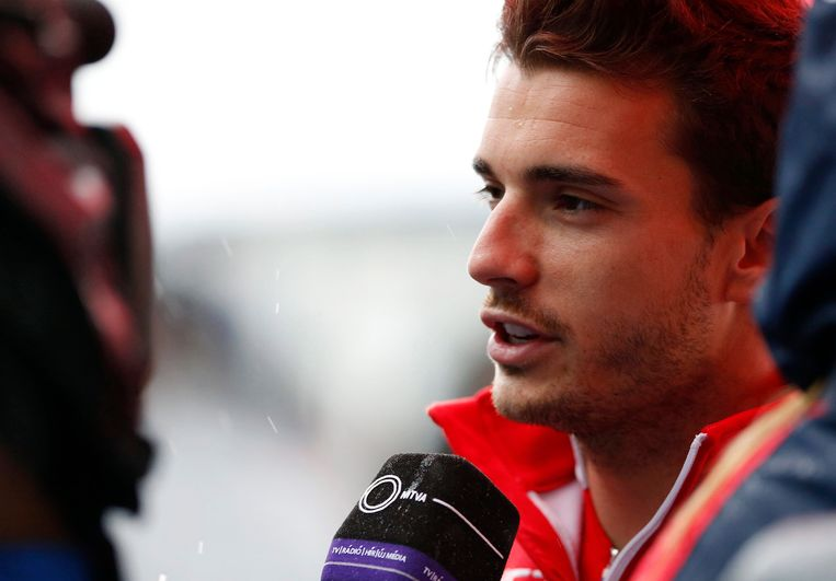 Jules Bianchi. Beeld reuters