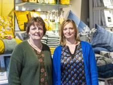 Rijssense zussen pakken samen Linnen & Lingerie op