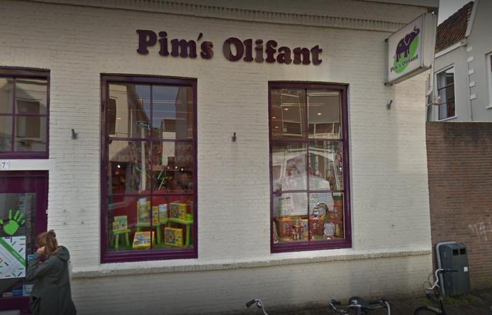 Utrechtse Speelgoedwinkel Pims Olifant Gaat Dicht Utrecht Adnl