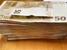 Dief (32) verstopt enorm bedrag aan cash maar wordt aangehouden in Valkenswaard