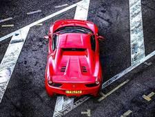 'Ik kan wel janken', Ferrari La Fuente zwaar beschadigd