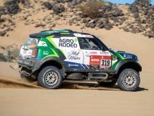 Première surprise sur le Dakar