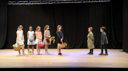 Leerlingen schitteren in musical