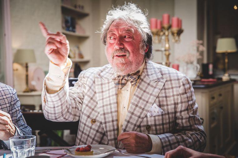 Luk De Bruyker vraagt meer respect voor professionele, Gentse gezelschappen.