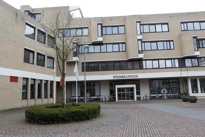Stadskantoor in Helmond.