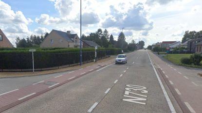 Voetgangersoversteekplaats aan bushalte Weg naar AS wordt aangelegd