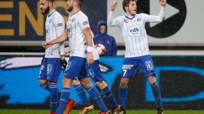 Herbeleef hoe Gent zijn zevende opeenvolgende thuiswedstrijd won