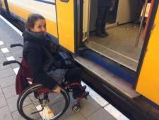 NS laat oud materieel rijden: rolstoelers uit Leidsche Rijn kunnen trein niet meer in