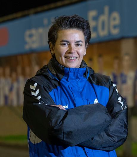 Linda Helbling nog drie jaar langer bij DTS Ede