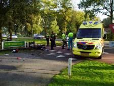 Scooterbestuurder gewond bij aanrijding in Vorden