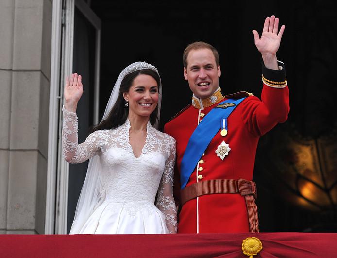 Het huwelijk van Kate en William zorgde voor een boost van de Britse economie.