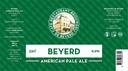 6,2% Beyerd American Pale Ale - De Beyerd - Breda BLB2020