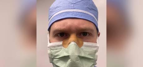 """Ce chirurgien a trouvé """"la"""" solution pour éviter la buée sur les lunettes quand on porte un masque"""