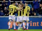 Zwaarbevochten zege voor Vitesse op Willem II