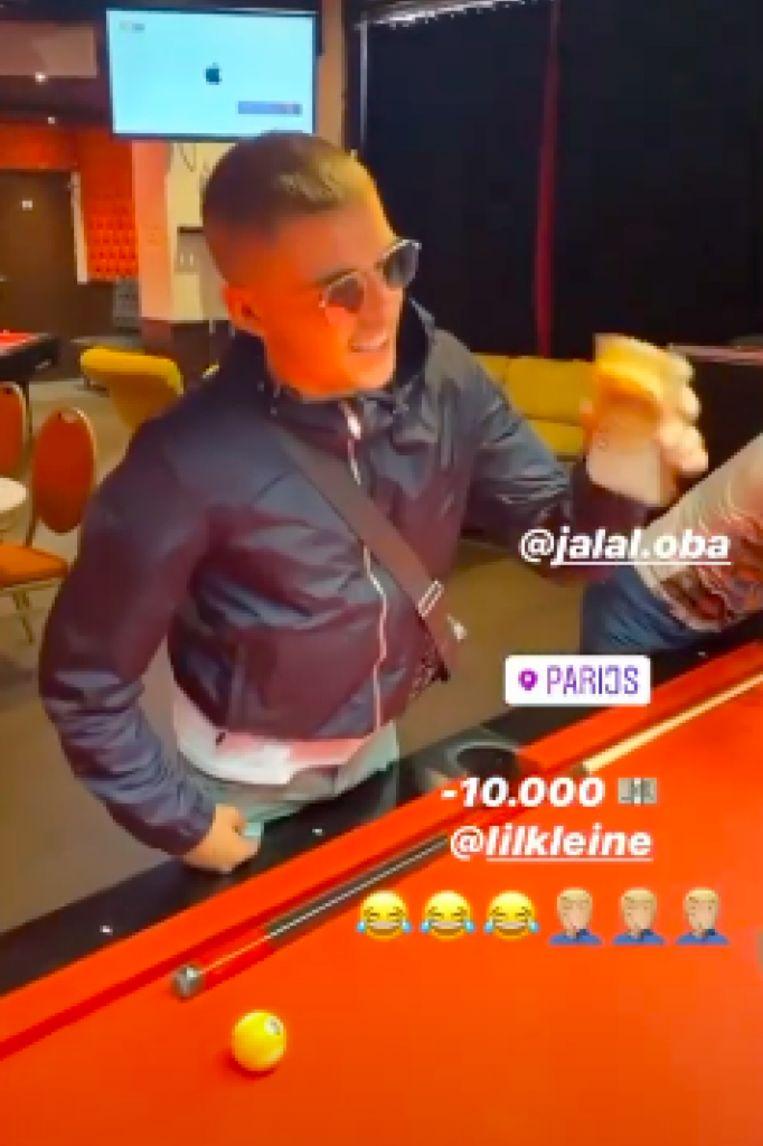 Lil' Kleine verliest 10.000 euro.