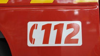 Zeven mensen geïntoxiceerd bij brand in Luik