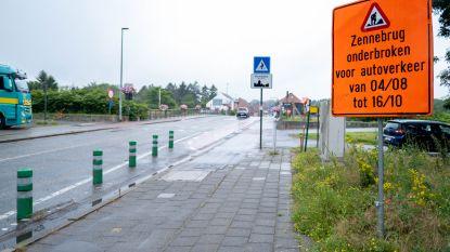 Hombeek moet omrijden: Zennebrug na bouwverlof drie maanden dicht