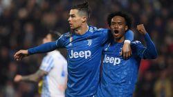 LIVE. Ronaldo zet z'n feest op gang en scoort in z'n 1000ste wedstrijd