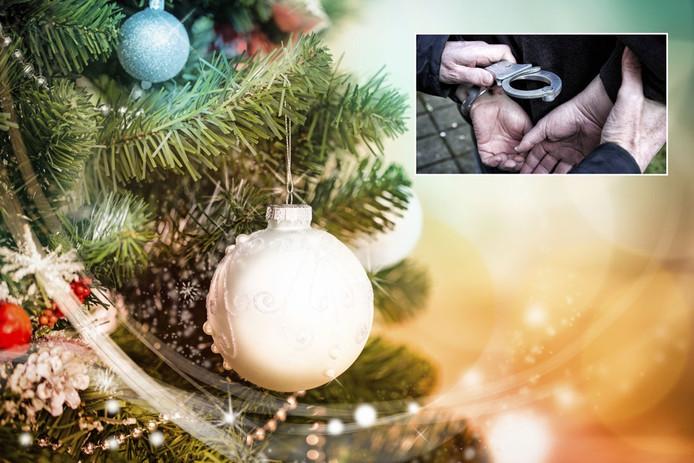 Boete niet betalen? Dan 'vier' je kerst in de cel.