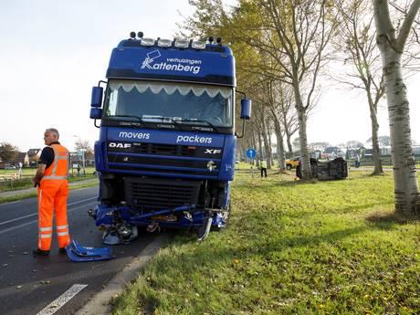 '21-jarige chauffeur dodelijk ongeluk Elburg net zo goed slachtoffer'