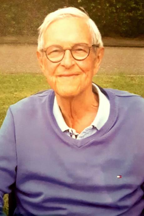 Veghelaar Bert Grim overleden