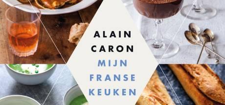 Tv-kok Alain Caron over zijn Franse Bijbel en 'menselijke gerechten'