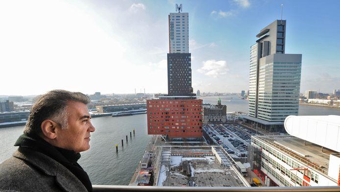 De Rotterdamse wethouder Hamit Karakus