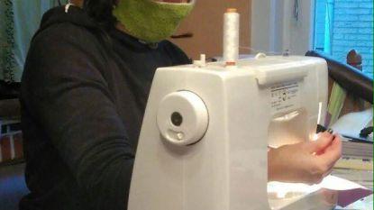 Keramit, huis voor chronisch zieken, springt nu zelf in de bres en maakt massaal mondmaskers