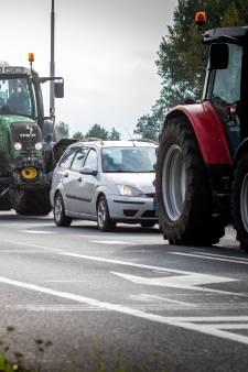 Drukke ochtendspits verwacht door nieuw boerenprotest, vooralsnog geen files in Groene Hart