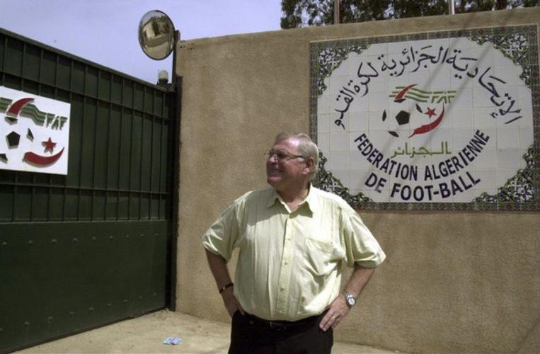 Waseige probeerde het ook als bondscoach van Algerije