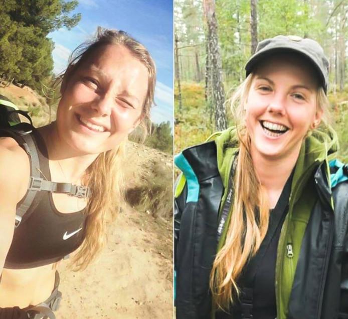 Louisa Verstager-Jespersen en Maren Ueland studeerden samen aan de universiteit,