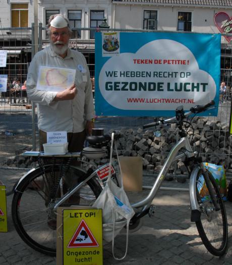 Actie van Mileudefensie in Den Bosch levert ruim 100 handtekeningen op