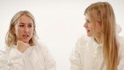 """Kat Kerkhofs is een beetje lomp: """"Ik had een bavet aan over mijn trouwjurk"""""""