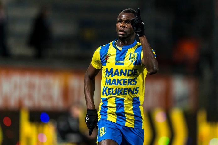 Fred Benson verwacht niet dat hij nog in het shirt van RKC terugkeert in het Waalwijkse stadion.