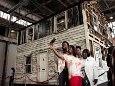 Huis van activiste Rosa Parks tentoongesteld in Italië met soundtrack rond George Floyd