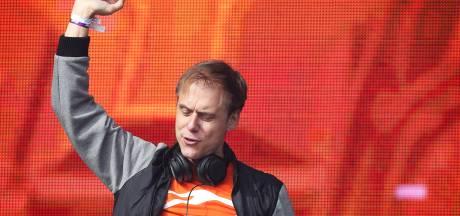 Armin van Buuren op 538Koningsdag in Breda