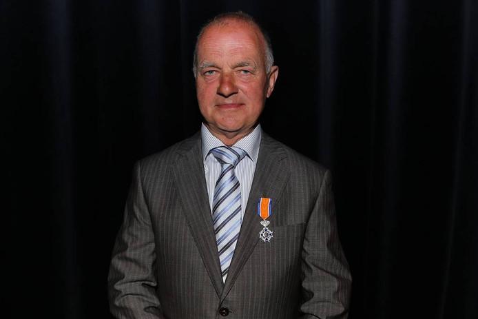 Gerrit Maijers uit Sprang-Capelle
