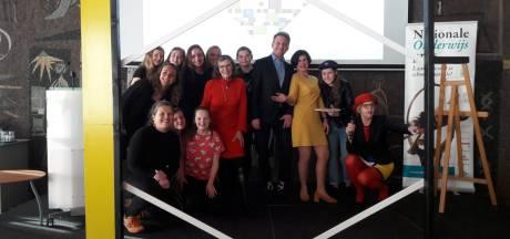 Villa Mondriaan en GKC winnen  2e prijs Gelderse Onderwijsprijs