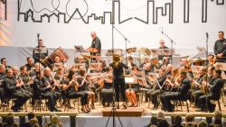 Koninklijke Harmonie De Verenigde Vrienden schittert tijdens jubileumconcert