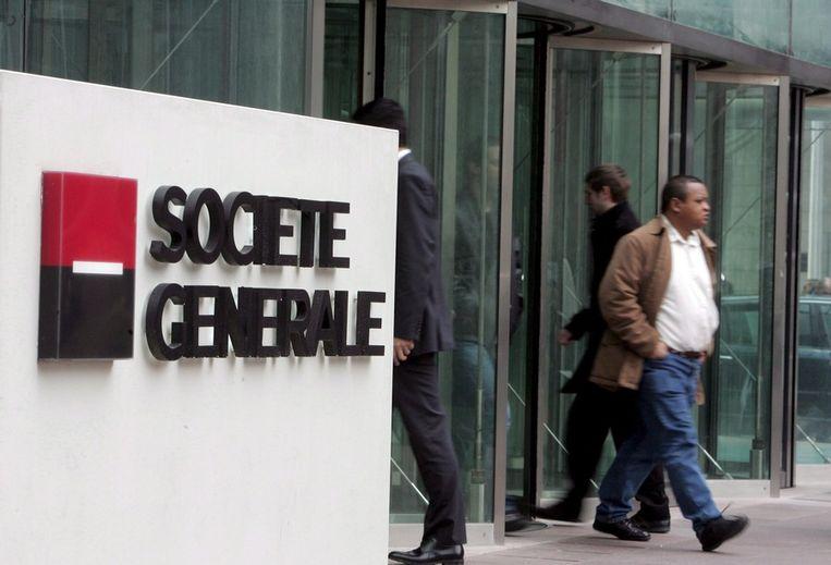Het belang was tot nu toe in de handen van de Franse bank Société Générale.
