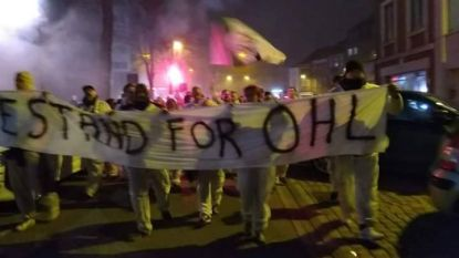 OHL-supporters organiseren vrijdag mars van café Sport  naar stadion voor klepper tegen Union