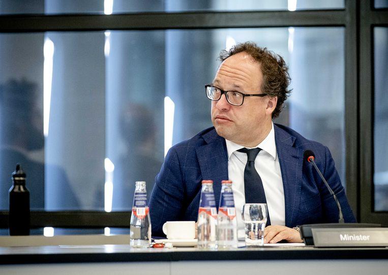 Minister Wouter Koolmees (D66, sociale zaken).  Beeld ANP