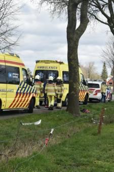 Twee gewonden bij ongeluk in Staphorst