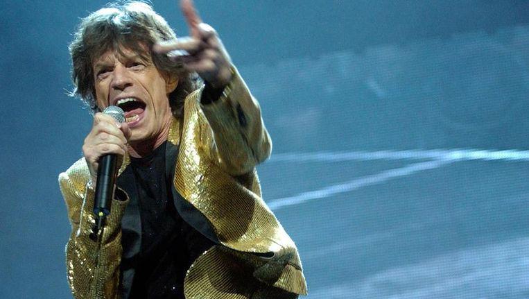 Mick Jagger. Beeld Reuters