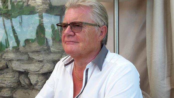 Marcel Baetens, ex-inwoner van Kerksken.