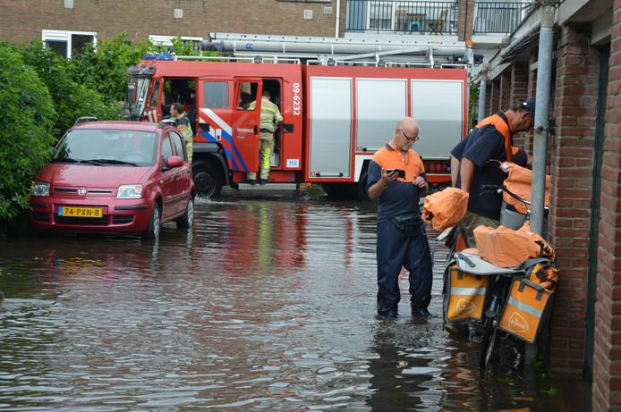 Ronde Tafel Woerden.Plan Om Wateroverlast Te Beperken In Woerden Over Jaar Op Tafel